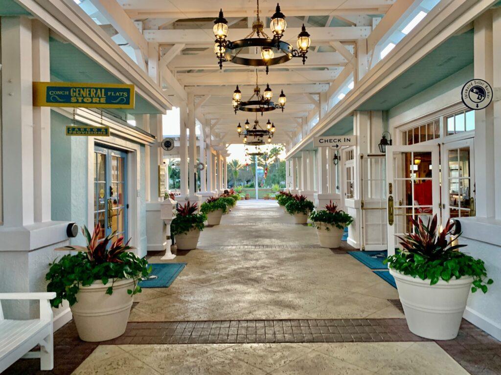 Disney DVC Old Key West Resort Shops