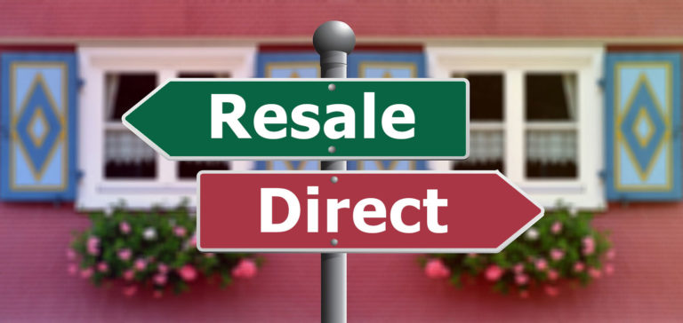 Resale Versus Direct