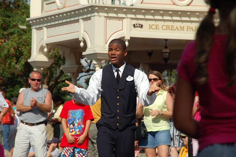 Tour Guide at Disney's Magic Kingdom