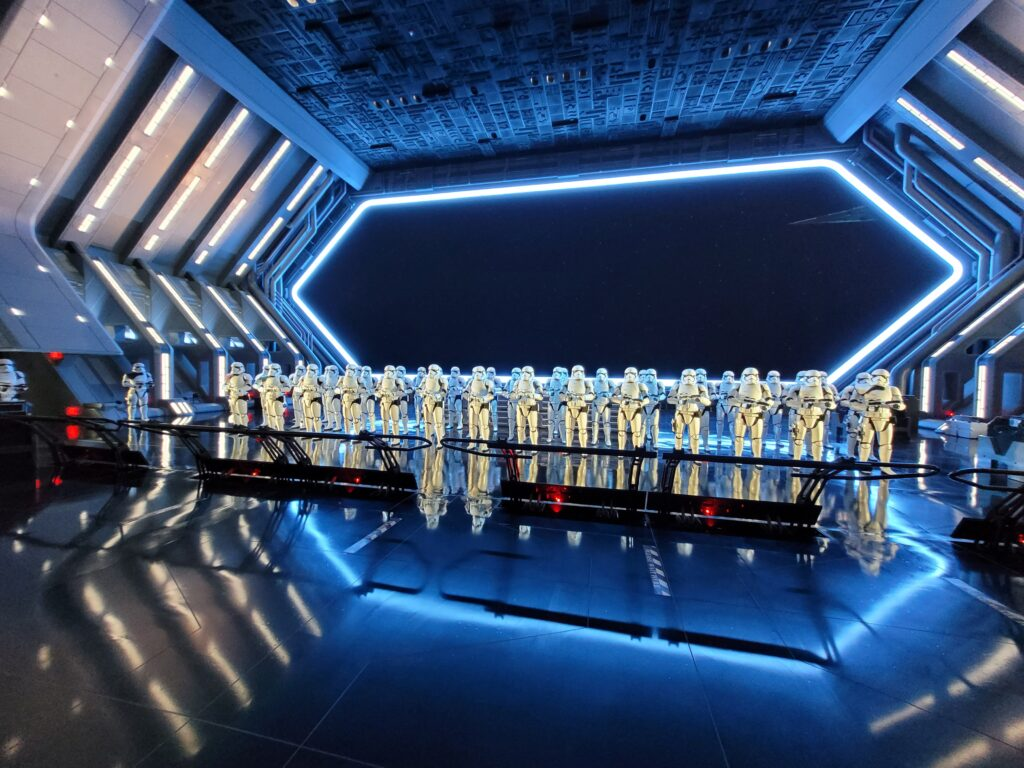 Stormtroopers in Formation Prior to Your Stormtroopers in Formation Prior to Your Interrogation