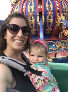 Take your one-year-old to Disney World