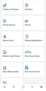 Best Features of the My Disney Experience App