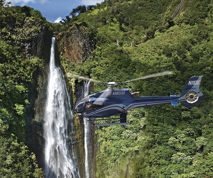 Helicopter Tours of Hawaii