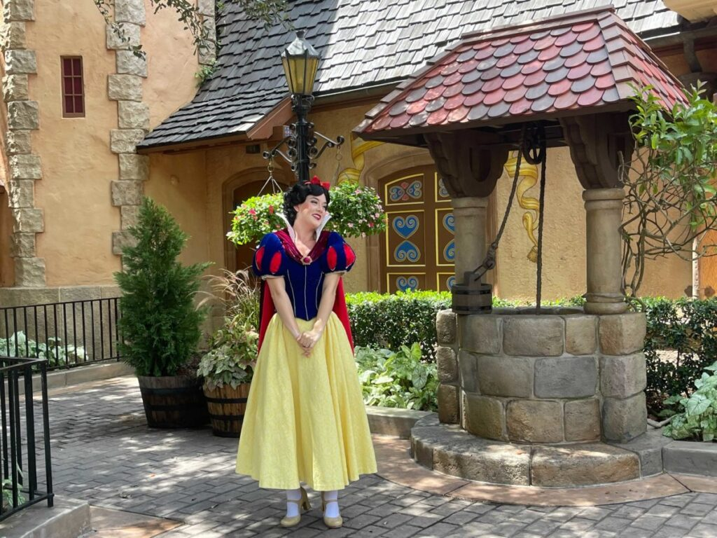 More Princess Character Meet And Greets Back In Epcot