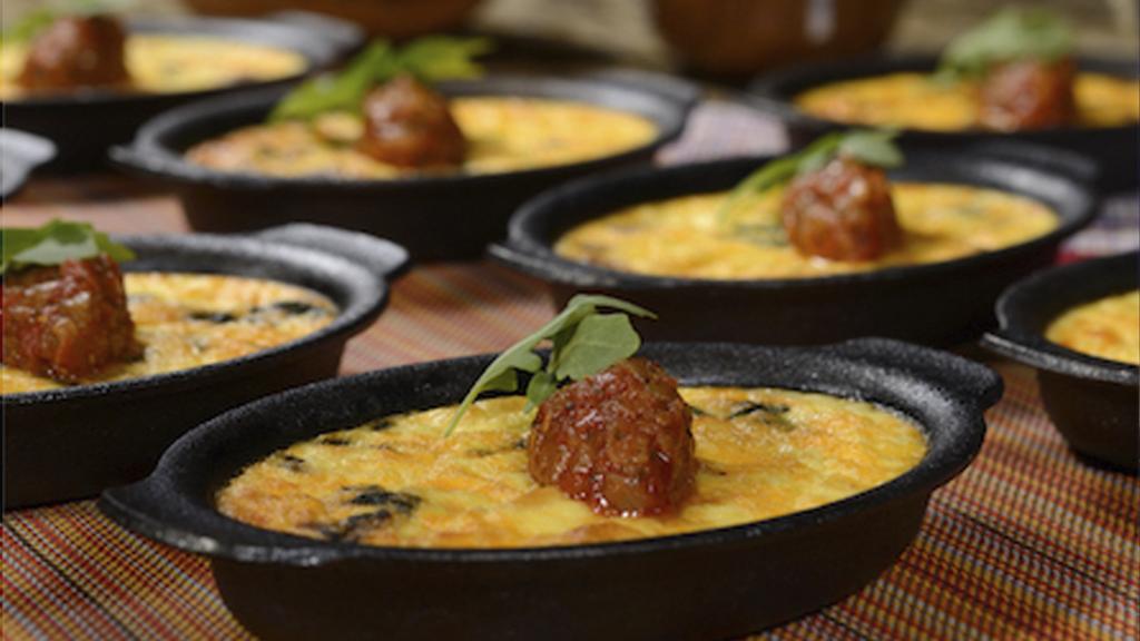 Desserts at Boma Restaurant, Disney World