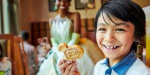 Princess Breakfast Adventures - Princess Week Disneyland