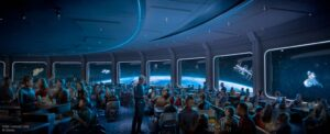 Space 220 Restaurant dining room