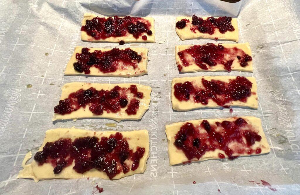 Disney's Woody's Lunch Box tart copycat recipe