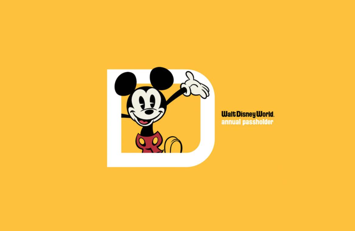 New Disney World Annual Passes on Sale September 8th