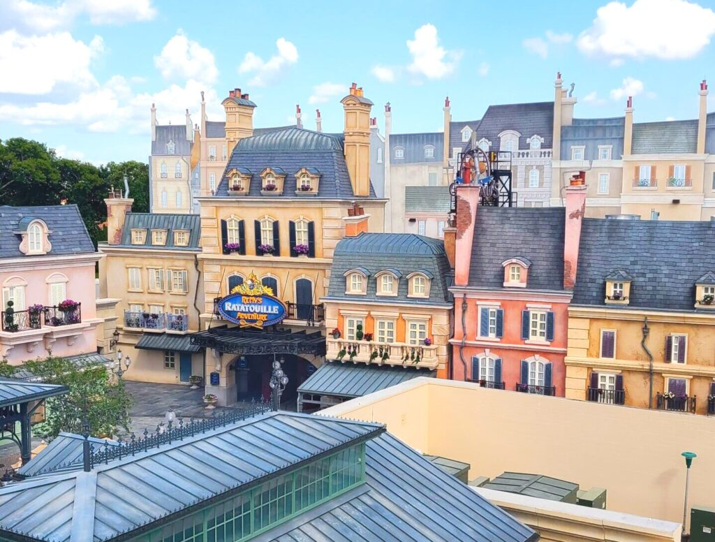 Sneak Peek of Remy Ratatouille - EPCOT