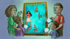 Disney Uncharted Adventure concept art - Disney Wish