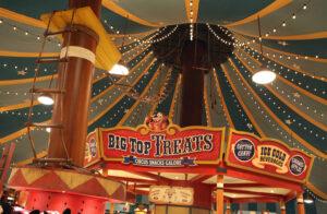 Big Top Treats - Disney Magic Kingdom