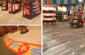 Big Top Souvenirs Reopens with changes to decor - Disney Magic Kingdom