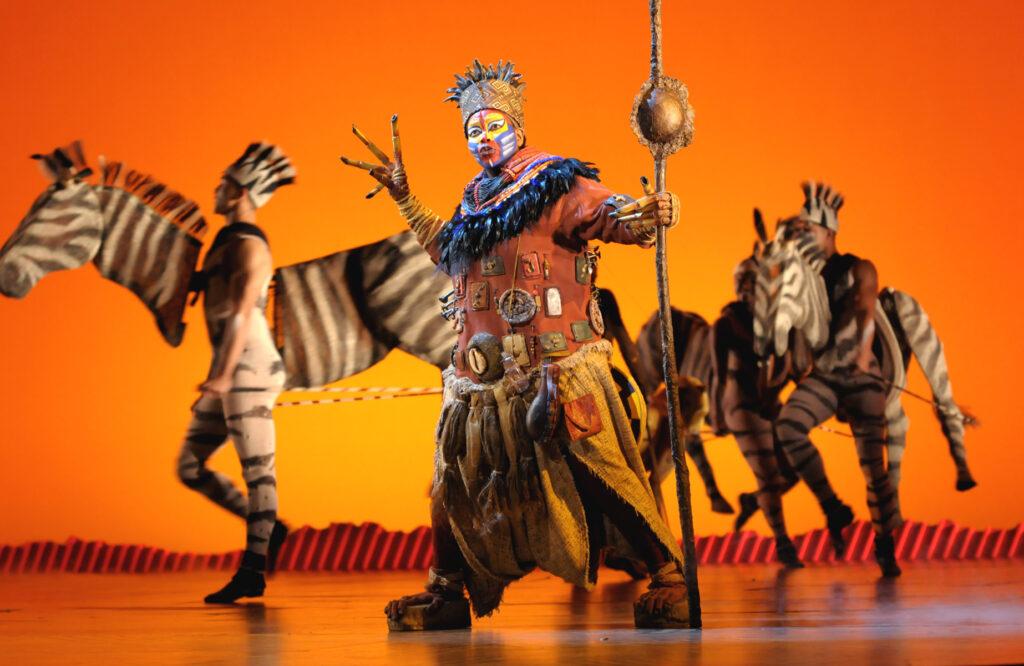 Lion King Broadway Show by Disney
