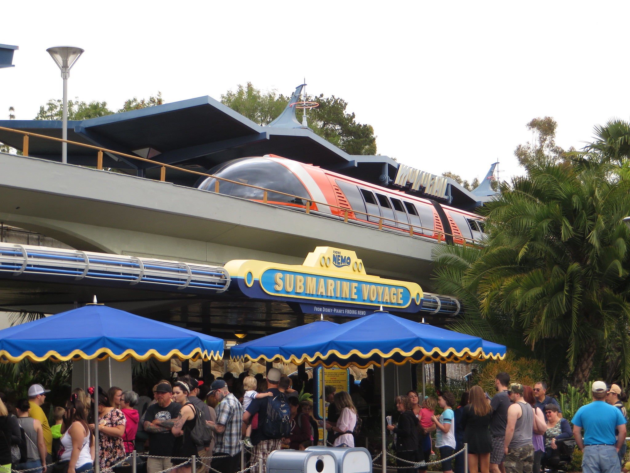 Nemo Submarine Voyage - Disneyland, CA