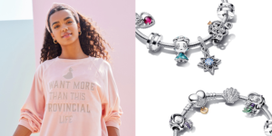 New jewelry available for World Princess Week 2021 - Disney