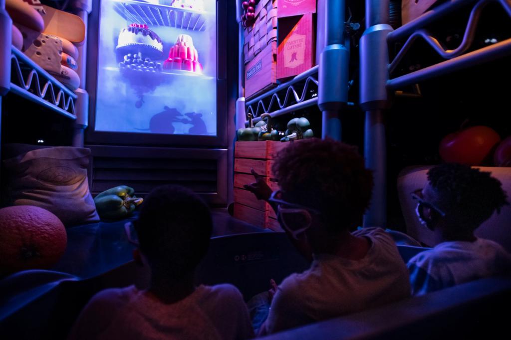 Remy Ratatouille Adventure, EPCOT