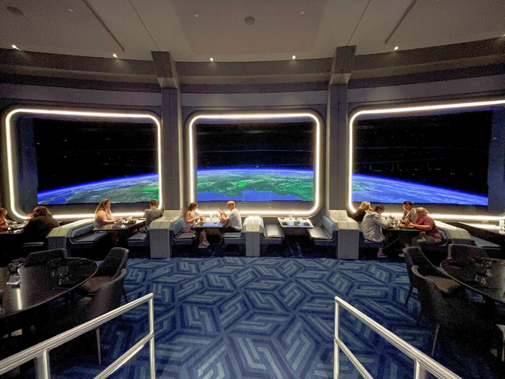 Space 220 at Epcot