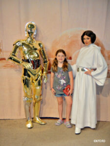 Princess Leia Character Meet and Greet