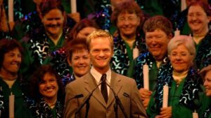 Celebrity Host for Candlelight Processional