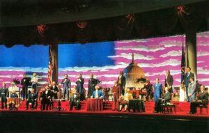 The Hall Of Presidents at Walt Disney World