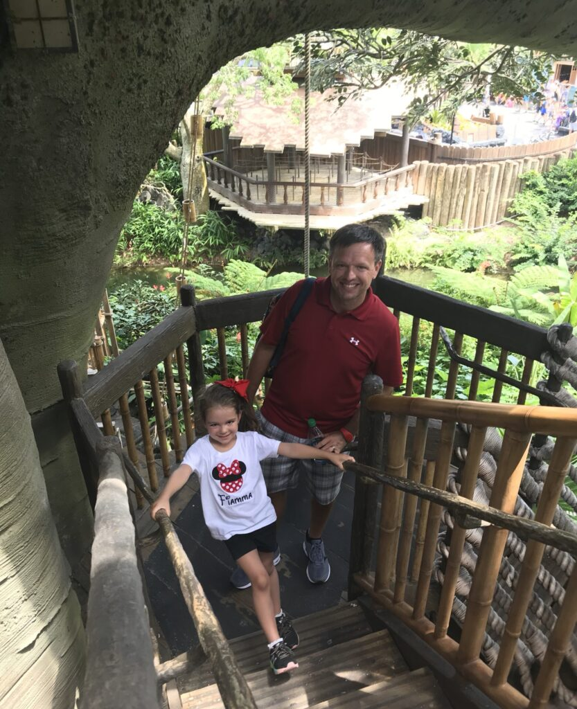 Swiss Family Tree House at Walt Disney World