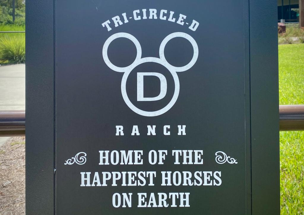Tri-Circle-D Ranch at Walt Disney World