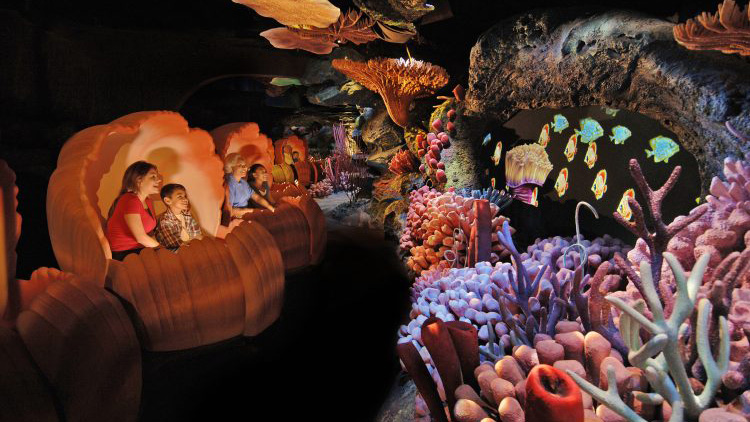 Seas with Nemo and Friends Epcot