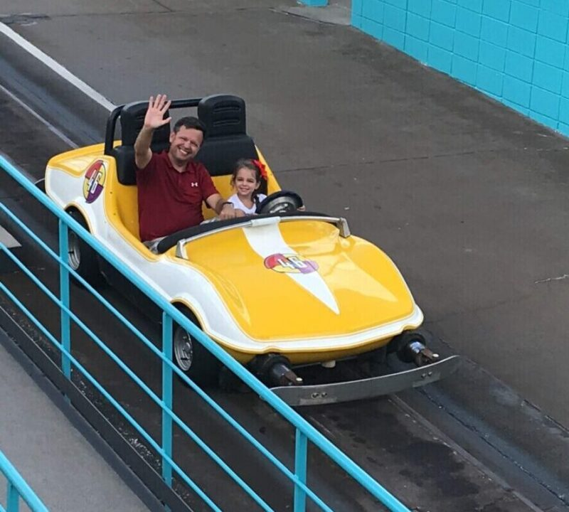 Tomorrowland Speedway, Disney's Magic Kingdom