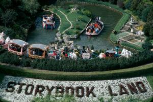 Storybook Land Canal Boats
