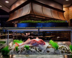 Deep Blu Seafood in Orlando, FL