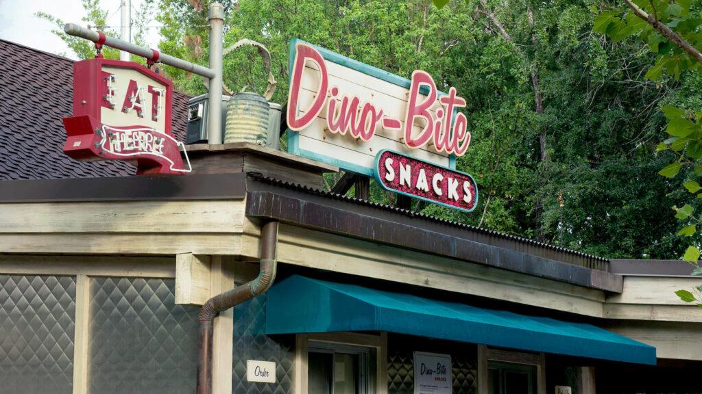 Dino Bites at Animal Kingdom