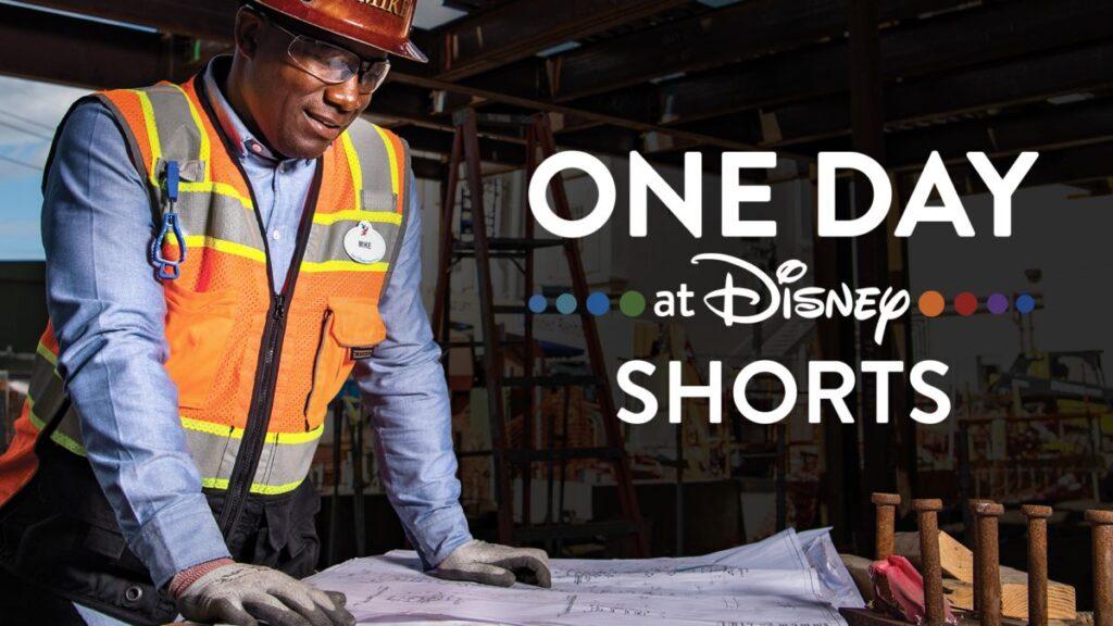 One Day at Disney Shorts on Disney+