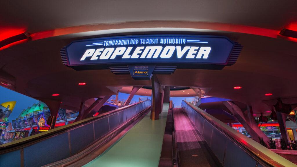 Peoplemover Tomorrowland