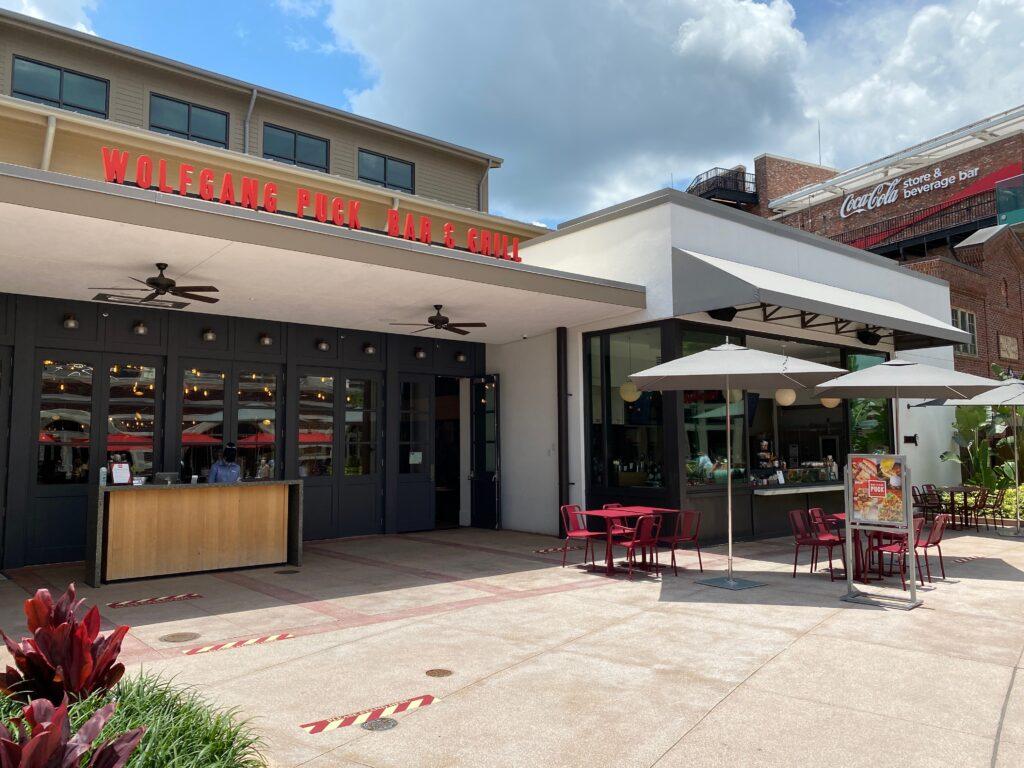 Wolfgang Puck Bar and Grill at Disney Springs