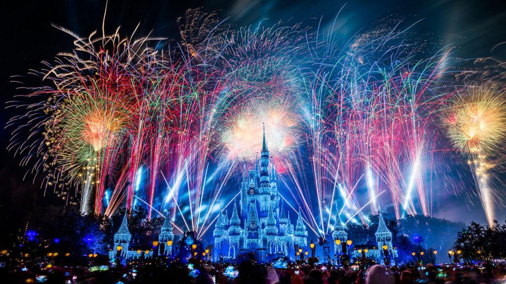 Fantasy In the Sky Disney World